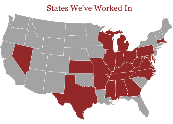 States We've Served